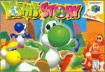 Yoshi's Story for Nintendo64 last updated Aug 18, 2009