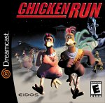 Chicken Run Dreamcast