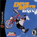 Dave Mirra Freestyle BMX Dreamcast