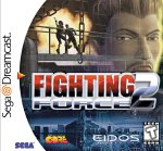 Fighting Force 2 Dreamcast