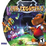 Fur Fighters Dreamcast