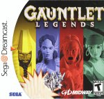 Gauntlet Legends Dreamcast