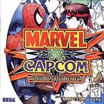 Marvel vs. Capcom 2: New Age Of Heroes Dreamcast