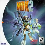 MDK 2 for Dreamcast last updated Sep 02, 2001