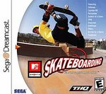 MTV Sports: Skateboarding Dreamcast