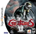 Nightmare Creatures 2 Dreamcast