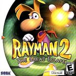 Rayman 2: The Great Escape for Dreamcast last updated Dec 19, 2008