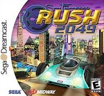 San Francisco Rush 2049 Dreamcast
