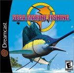 Sega Marine Fishing Dreamcast