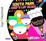 South Park: Chef's Luv Shack Dreamcast