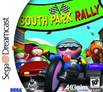 South Park Rally Dreamcast