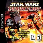 Star Wars: Demolition Dreamcast