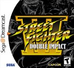 Street Fighter 3: Double Impact Dreamcast