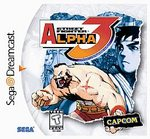 Street Fighter Alpha 3 Dreamcast