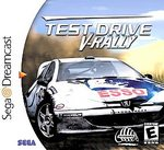 Test Drive: V-Rally Dreamcast