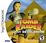 Tomb Raider: The Last Revelation Dreamcast