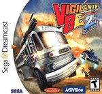 Vigilante 8: Second Offense Dreamcast