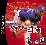 World Series Baseball 2K1 for Dreamcast last updated Apr 11, 2003
