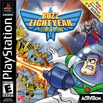 Buzz Lightyear of Star Command PSX