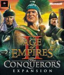Age of Empires II: The Conquerors PC