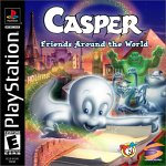 Casper: Friends Around The World PSX