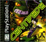 Centipede for PlayStation last updated Aug 22, 2001