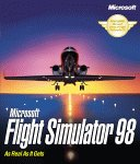 Microsoft Flight Simulator '98 PC