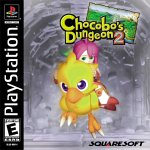 Chocobo's Dungeon 2 PSX