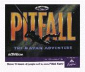Pitfall: The Mayan Adventure PC