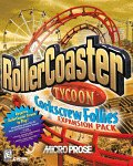 RollerCoaster Tycoon: Corkscrew Follies for PC last updated Aug 14, 2003