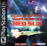Colony Wars 3: Red Sun PSX