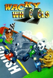 Wacky Wheels PC