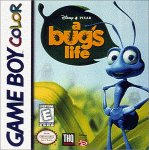 A Bug's Life Game Boy