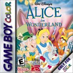 Alice In Wonderland Game Boy