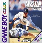 All-Star Baseball 2000 Game Boy