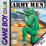Army Men Game Boy