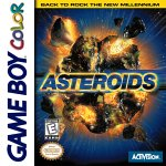 Asteroids Game Boy