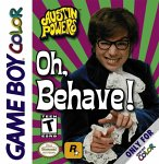 Austin Powers: Oh Behave! Game Boy