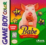 Babe And Friends Game Boy