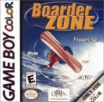 Boarder Zone Game Boy