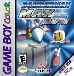 Bomberman Max Blue: Champion Game Boy