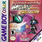 Bomberman Max Red: Challenger Game Boy
