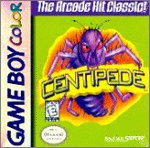 Centipede Game Boy