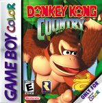 Donkey Kong Country Game Boy