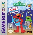 Elmo In Grouchland Game Boy