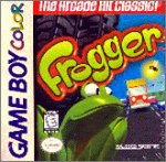 Frogger Game Boy