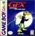 Gex: Enter The Gecko Game Boy