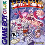 Ghosts 'n' Goblins Game Boy