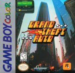 Grand Theft Auto Game Boy