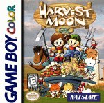 Harvest Moon Game Boy